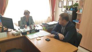 Депутат ЗСК Олег Бойченко попросил привести в порядок краснодарские школы до сентября