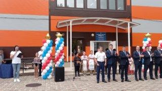Депутаты ЗСК приняли участие в открытии нового спорткомплекса в Горячем ключе