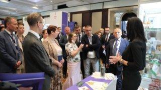 ГК «Концерн «Покровский» представил продукцию на агровыставке в Сербии