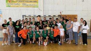 Кубанские гандболисты одержали победу на первенстве России по гандболу