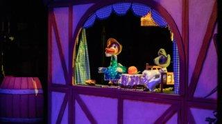 В Новом театре кукол поставили Сказку о Мышонке, который не хотел спать