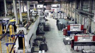 В Крымском районе Кубани происходит промышленная революция