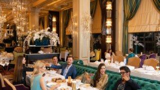 В ресторане «Брунелло» появился десерт с дополненной реальностью