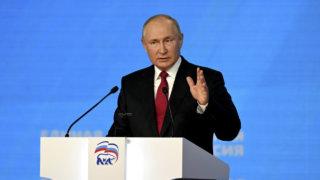 Депутаты ЗСК приняли участие во втором этапе предвыборного съезда единороссов в Москве