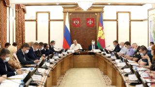 Юрий Бурлачко принял участие в заседании краевой антитеррористической комиссии