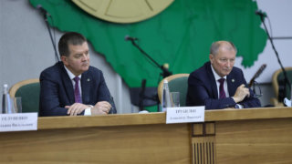 Депутаты ЗСК поздравили сотрудников Федерального научного центра риса с 90-летием учреждения