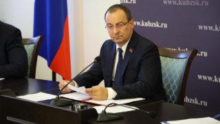 Председатель ЗСК Юрий Бурлачко рассказал о перспективах развития АПК