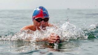 На Байкале стартовал экологический заплыв на 120 километров