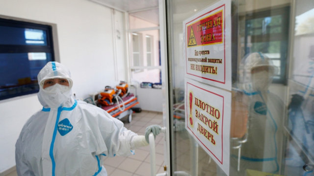 На Кубани за сутки 229 человек заразились COVID-19