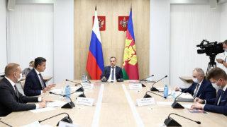 Вениамин Кондратьев обсудил реализацию программы капитального ремонта многоквартирных домов
