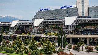 В аэропорту Сочи иностранцам открыли въезд по единой электронной визе