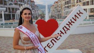 Красавица из Геленджика Марина Олареску приглашена в жюри международного конкурса красоты