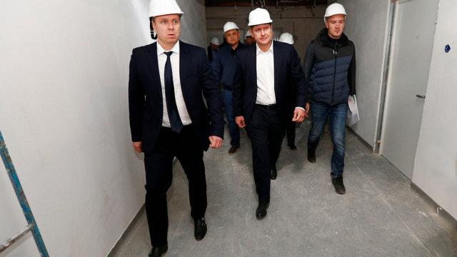 В Краснодаре началась поставка оборудования в новый корпус детской краевой больницы