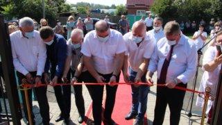 Депутаты ЗСК приняли участие в открытии амбулатории врача общей практики (ВОП) в селе Ковалевском