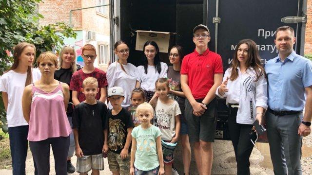 На Кубани стартовал социальный проект «Отходы в помощь»