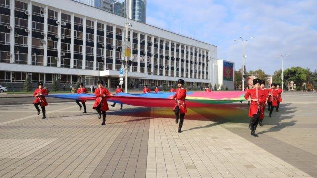 В столице Кубани отметили годовщину образования Краснодарского края