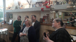 Лаборатория-мастерская прошла в Сочи в рамках проекта Школа культурного форума