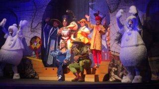 Краевой театр кукол приглашает в кругосветное путешествие